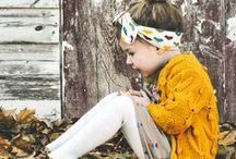 Kid's Fashion Trends / The latest and greatest in children's trending accessories.