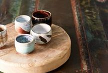 ceramics & pots / beautiful handmade ceramics and porcelain