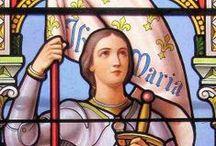 """Jeanne d'Arc / Jeanne d""""Arc"""