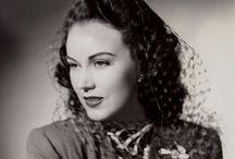 Fay Wray / Fay Wray born 15 september 1907, she died 8 august 2004
