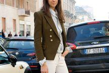 Gorgeous Style : Geraldine Saglio !