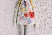 Soft and Sweet / Rag dolls