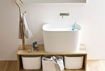 Material Atelier | The bathroom that everybody would love to have / Bathrooms