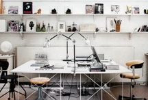 Material Atelier | Work spaces / Stylish Work Spaces