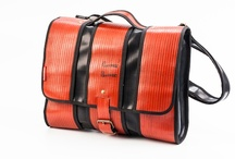 Awesome Upcycled Bags / We believe in giving new life to all kinds of materials. And we love upcycled bags in particular!