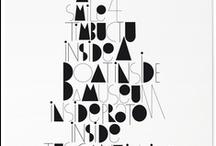 Letras y Tipografías