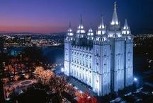 Templos SUD ♥ /  Templos de A Igreja de Jesus Cristo dos Santos dos Ultimos Dias pelo mundo. / by Elis Pereira Falcão