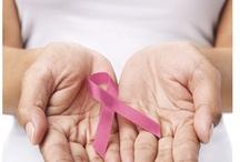 Contra Câncer de Mama / Campanha contra câncer de mama. Formas de prevenção, frases, artigos e mais.