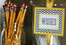 Graduation Party:  Decor & Crafts / It's never too early to start planning what this joyful celebration will look like -- check out decor & craft ideas now!