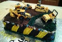 Fun Stuff! / Cakes, playhouses, school projects - what construction-themed fun stuff have you done with your kids?
