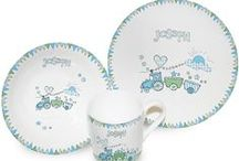 Personalised Breakfast Sets / All these Breakfast Sets can be personalised for your little ones.