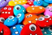 Plástica para niños / Arts and Crafts