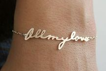 Get Personal / Monogram & Personalized Jewelry