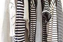 STYLE | STRIPE IT / NET-A-DRESSER and stripes go hand in hand, and felt they deserved a board of it's own.