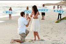 Creative Proposals / Getting down on one knee in style!