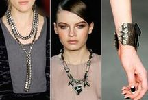 Runway Styles!! / Jewelry pieces featured on the RUNWAY!