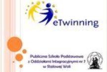 eTWINNING / ...czyli nasze działania w ramach europejskiej współpracy szkół