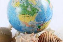 Montessori Geography and Culture / by Julia Santerre