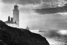 Lighthouses of Britain / A photographic ode to Britain's wonderful lighthouses that stand proud and make the journey back into Britain's harbours safer for seafarers. Captured by @francisfrith photographers, or otherwise.