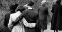 Love & Romance / First love, romantic walks together, love & companionship. A special image board will melt your heart, inspired by vintage photographs from The Francis Frith Collection or otherwise! #romance #nostalgia #love