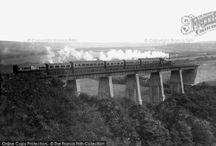 Viaducts of Britain / Homage to the architecture, construction and imposing presence on the landscape of UK viaducts and railway bridges. From @francisfrith photographers, or otherwise.
