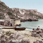 Britain's Coves & Coastline / Secluded coves, rocky cliffs, shingle beaches - wonderful photographs of Britain's coastline. From @francisfrith photographers, or otherwise!
