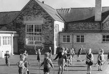 School days / Inkwells, school milk and escaping the cane! A special selection of photographs and images that take you back to schooldays in the 1950s and 60s, from The Francis Frith Collection, or otherwise. The best years of our lives?! #nostalgia #schooldays #memories