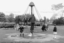 Playtime! / How we used to play! Nostalgic images of the heady days of childhood. Photographs taken by Francis Frith photographers, or otherwise.
