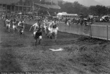 Vintage Sports / A special selection of vintage sporting photographs from The Francis Frith Collection and some other favourites. Hooray for Sport! #sport #vintage #history
