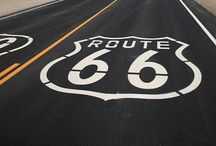 Route66 / route66のボード