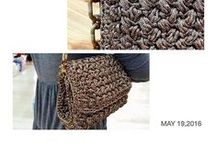 2ofaKIND / Handmade knitted bags