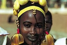 KISUA | Faces of Africa / Adornment on African Faces