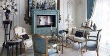 French Decor / Whether you're dreaming of the lights of Paris, the fields of Provence, or the seas of the South of France, you can fill your home with French decor. Find inspiration and ideas to bring France to your living space.