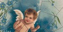Ангелы и купидоны