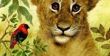 Тигры,львы,леопарды,пантеры и др.