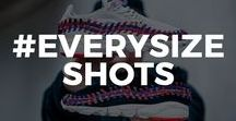 #everysize shots / We are showing the best sneakershots which we like the most!