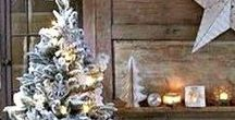 Holiday Decor / Holiday decor ideas for a stylish and beautiful home, including holiday decorations, centerpieces, fragrance, and more!