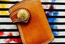 Krysl Leather Goods / Handmade leather goods