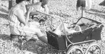 Vintage Prams / Here we feature a special selection of Frith photographs and some other favourite images of vintage perambulators.  #francisfrith #thefrancisfrithcollection #prams #perambulators #vintage