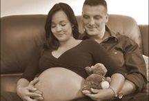 Premamá y pareja / by Las fotos de mi bebe