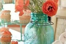 Decor ideas / by Terri Wellman