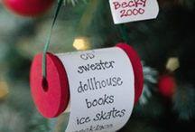 Brico - Noël / Décorations de Noël a faire soi-même