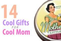 Gifts For Mom / Gift ideas for mom or mother-in-law with different styles, hobbies, and personalities.