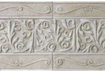 hand made tiles / Our tiles are hand made and made to measure in our Marbella workshop. / by GVega Ceramica