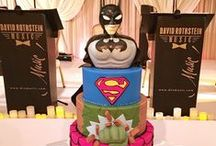 Custom Cake Creations / Every special occasion deserves a cake worth talking about.