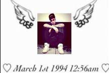 Justin Bieber / My Idol, My One n Only..,  ♛JUSTIN DREW BIEBER♛ / by ♡ Soraya ♡