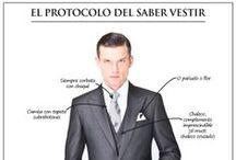 El protocolo del saber vestir