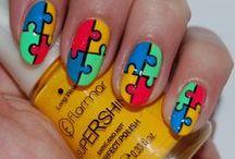 Nail designs / paznokcie, wzorki, zdobienia, manicure, nails, nail art, nail design,