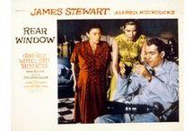 Rear Window- 1954 Original / by Elizabeth Ayala