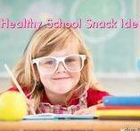 Snacks 4 Kids / Kid friendly snack ideas.